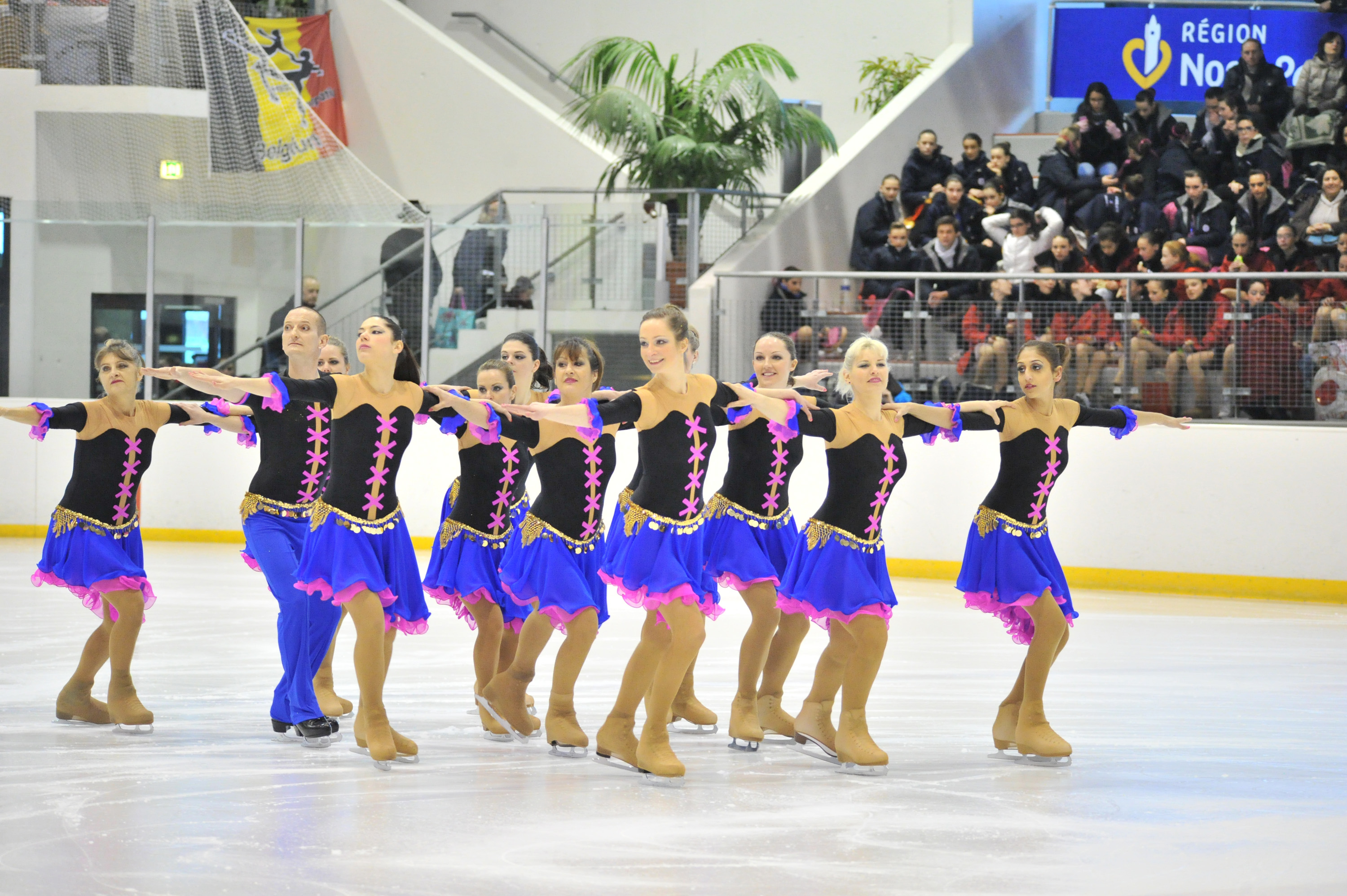 Skate London Synchro Opens – Monday 11th November 2019